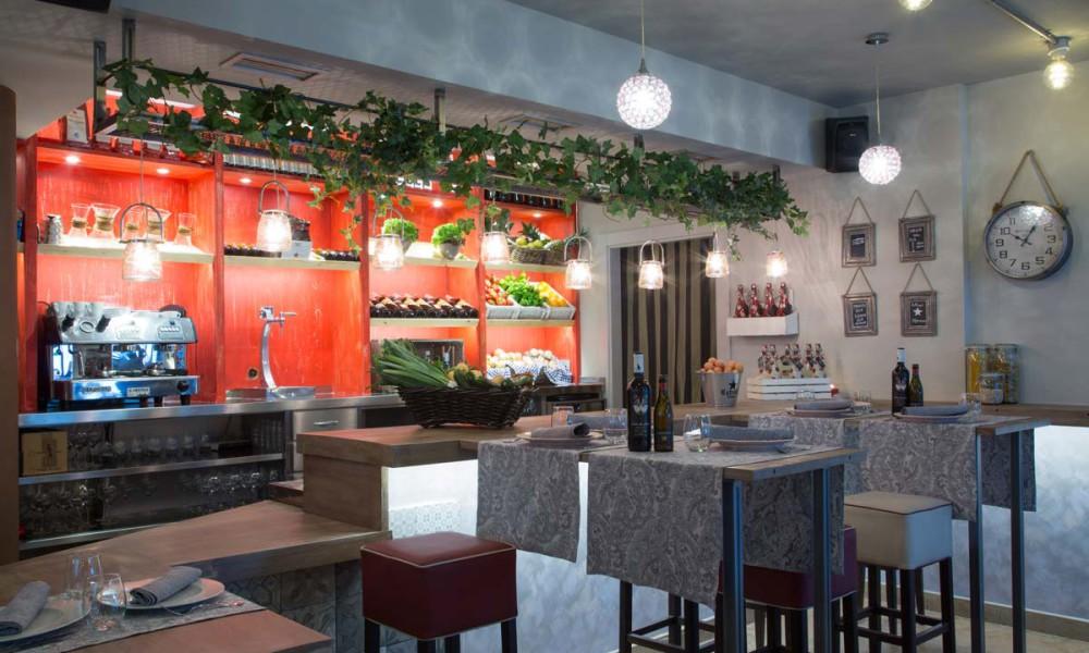restaurante casa de napoleon espacios