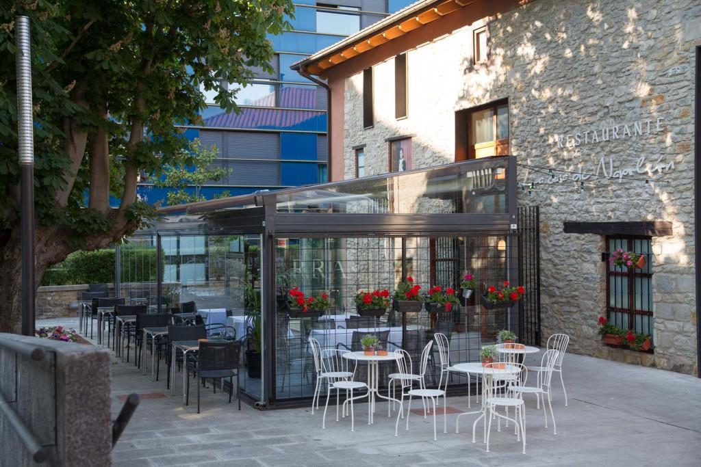restaurante casa de napoleon exterior
