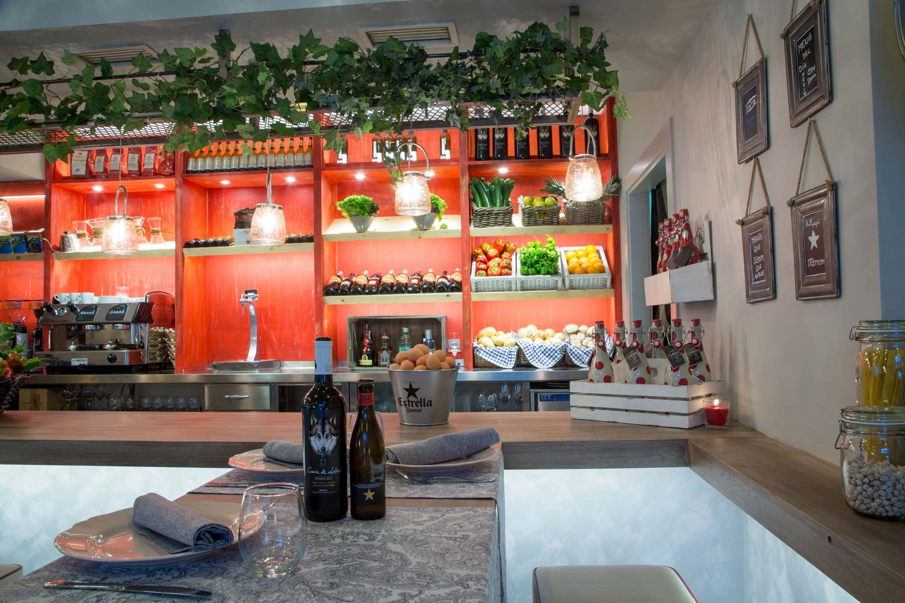filosofía de trabajo en restaurante la casa de napoleón